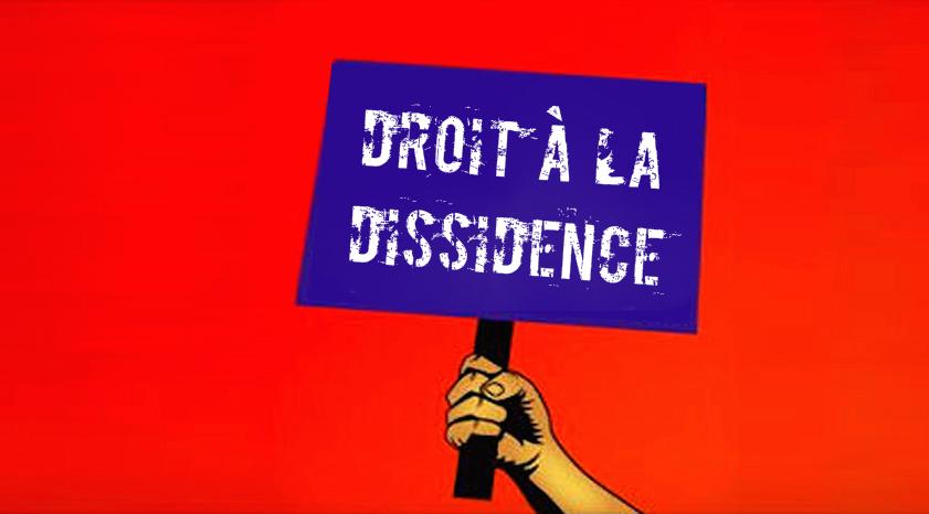 Droit à la dissidence