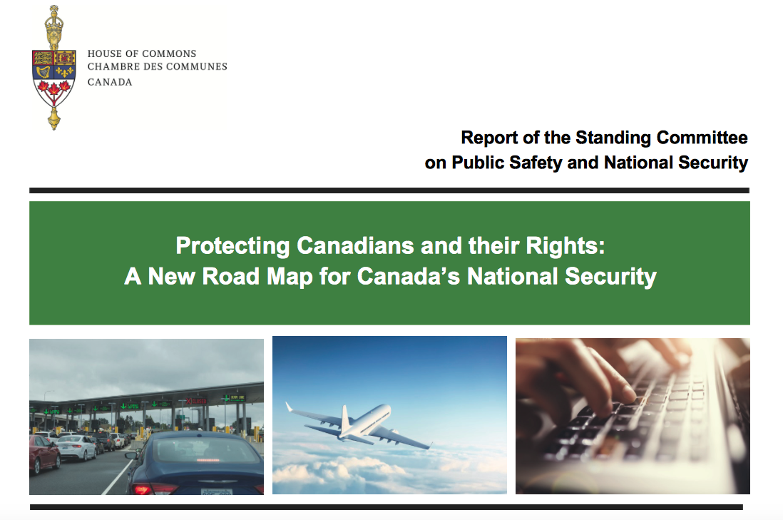 SECU Nat SEc Framework Report